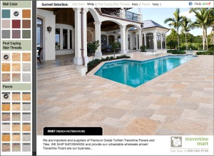 Travertine Mart Patio Designer